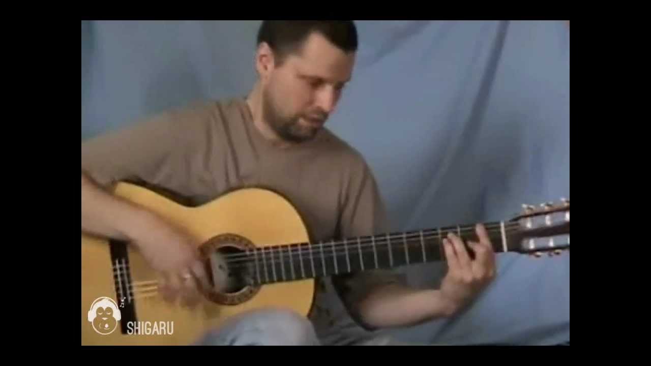 How To Play A Simple Flamenco Chord Progression Using Only Four