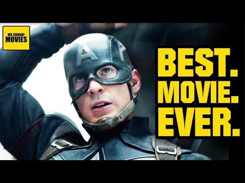 The Best Comic Book Movie Of All Time - Ben From Canada