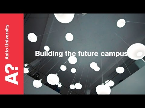 Otaniemi campus – Where the future is created
