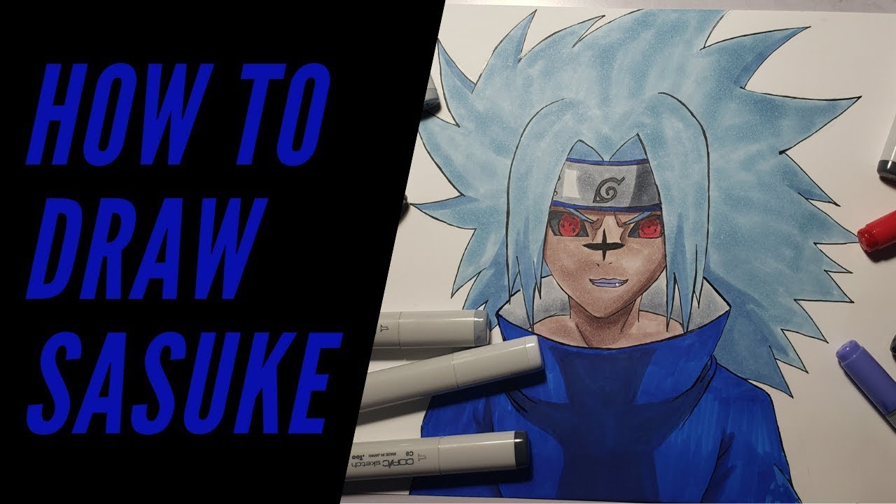 Sasuke Uchiha Youtube Channel Cover - ID: 93278 - Cover Abyss