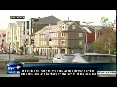 Iceland forgives mortgage debt of its population
