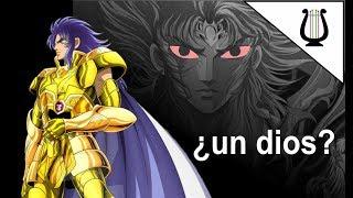Kurumada revela El gran SECRETO de Saga (Un dios aparece) - ...