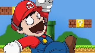 SUPER ANGRY DA TH  MAKER   Super Mario Maker