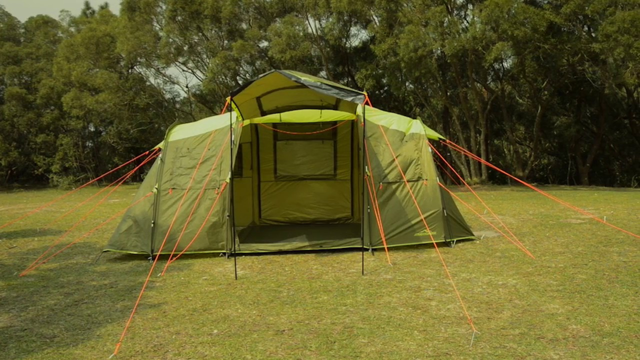 4-Man-Tent & 4-Man-Tent - YouTube