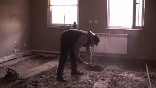 Jak nie kupować starego drewnianego domu ! Skarby pod podłogą...