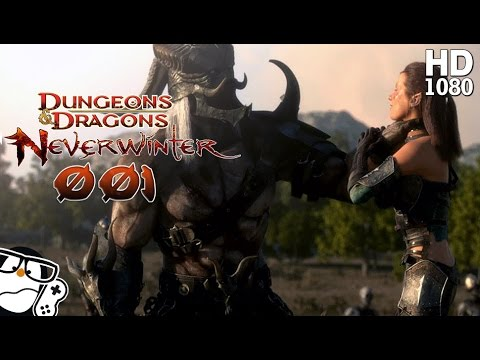 Let's Play Neverwinter Online #001 [Deutsch][HD+] – Der Anfang vom Gameplay