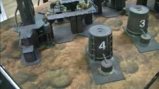 Epic Battle To End All Epicness- Orks Vs Eldar 01 Of 02