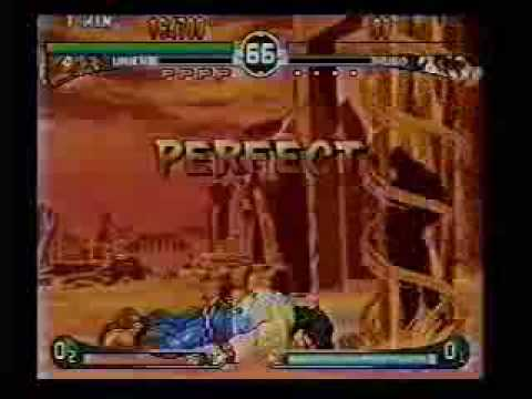Street Fighter III Double Impact (Combo Exhibition)