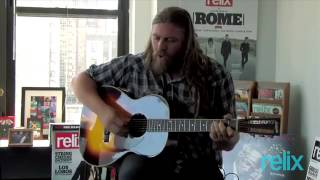 The White Buffalo - Love Song #1 (Relix Session)