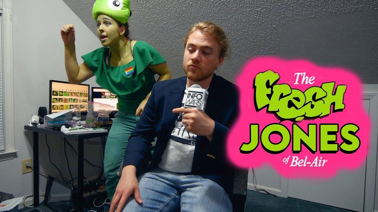 The Fresh Jones of Bel-Air