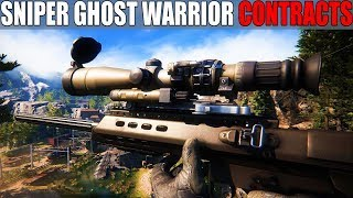 Sniper Ghost Warrior Contracts - All Weapons