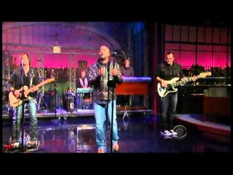 """Darius Rucker - """"This"""" 1/19 Letterman (TheAudioPerv.com)"""