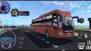 (bus simulator vietnam) xuất bến từ Cần Thơ  về Sài Gòn cùng nhà xe phương trang | part 1