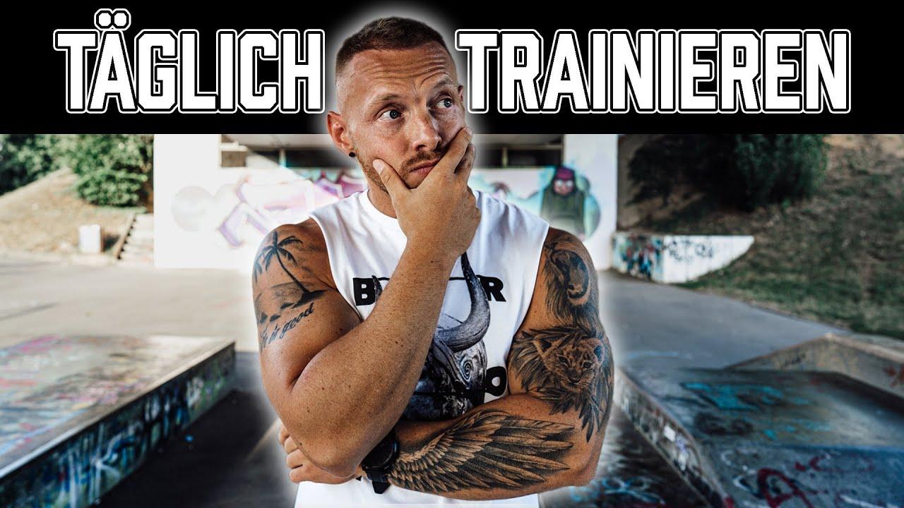 Tägliches Training sinnvoll? Sollte man jeden Tag trainieren?