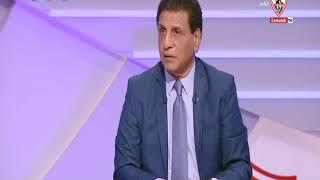 """فاروق جعفر : توقيت إعلان الدورى العام غير مناسب """"حالياً هى ذروة الوباء"""" - زملكاوى"""