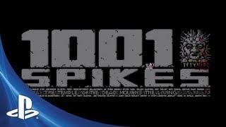 1001 Spikes E3 Trailer | E3 2013