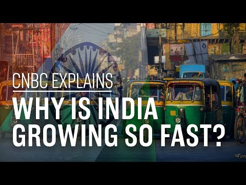 Why is India growing so fast? | CNBC Explains thumbnail