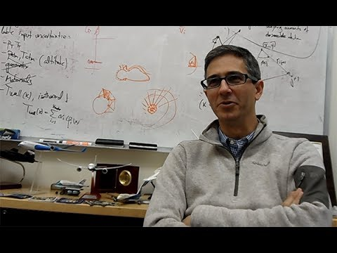 [Interview with Dr. Juan Alonso] Maximizing aircraft fuel efficiency