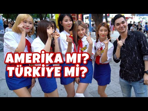 USA or Turkey? Which one is the best in KOREA?