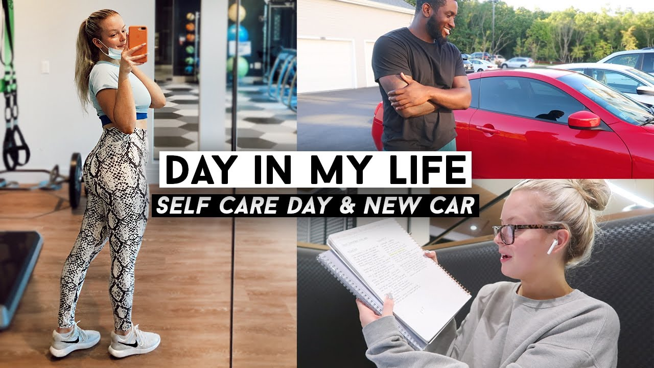 VLOG: new car, best self tanner, booty workout