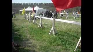 Рыцарский турнир в Белгород-Днестровской крепости(Турнир