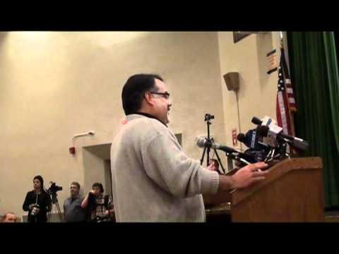 Cranston School Committee Meeting 2012-02-16 Dominic Fusco