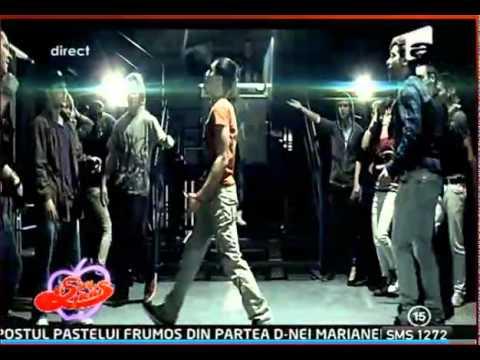 Residence Deejays & Frissco - Echo @ Un show pacatos - Antena 1 - Romania (11.04.2011)