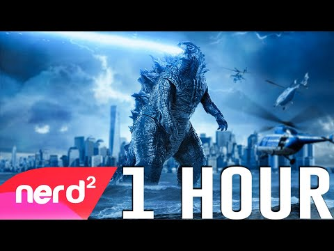 Godzilla: King Of The Monsters Song | Long Live The King | #NerdOut [1 HOUR VERSION]