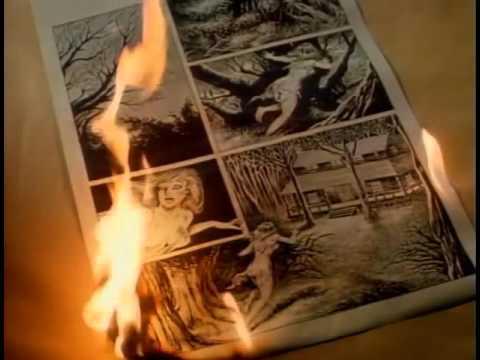 Cellar Dweller Horror 1988