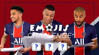 Emojis Challenge | Sauras-tu trouver les joueurs ? 🧐