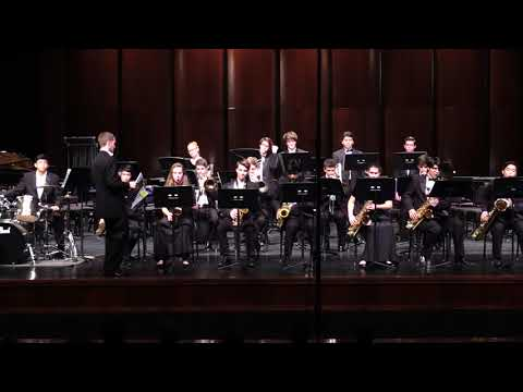 Jazz Band  - Round Rock High School 2018 Winter Concert