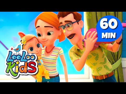 CockaDoodleDoo  Learn English with Songs for Children  LooLoo Kids