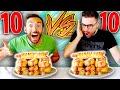 MURRY vs GIAMPYTEK vs 10 HOT DOGS! Chi ne mangia di più?!