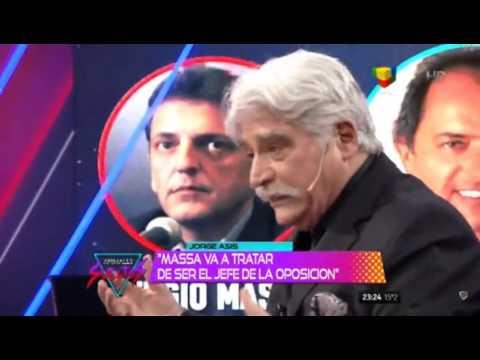 Jorge Asís explica por qué Scioli ya ganó