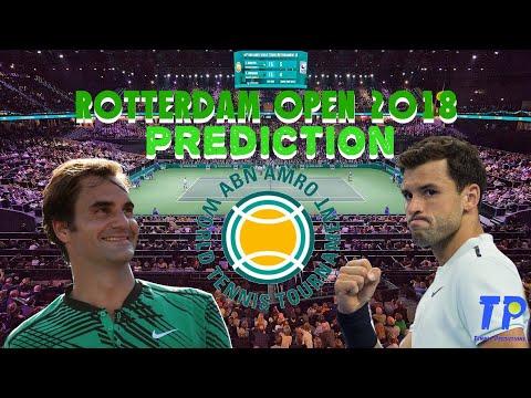 Rotterdam Open 2018 | Prediction