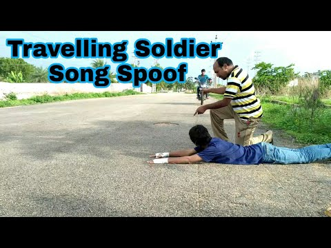 Travelling soldier