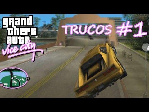 GTA Vice City - Trucos PC 1/2