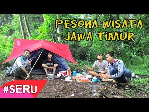 Pesona Wisata Jawa Timur : Bumi Perkemahan Kakek Bodo (Indonesia Travel Guide)