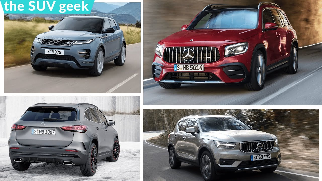 Top 7 Extra Small Luxury Suvs New Upcoming In 2020 2021 Youtube