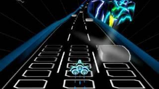 """Audiosurf: """"Dub in Life"""" - Eiffel 65"""