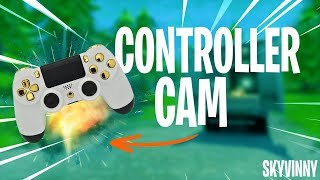 LIVE MET CONTROLLER CAM /FORTNITE LIVE STREAM| USE Code sV_skyvinny| CONSOLE PS4 PLAYER-skyvinny