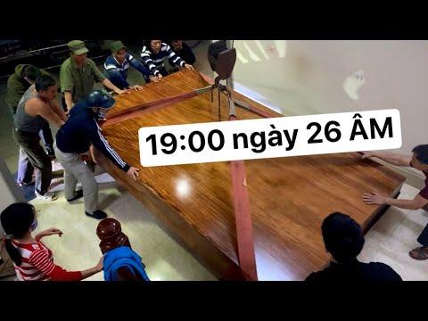 19:00 ngày 26 ÂM | Full QUY TRÌNH VẬN CHUYỂN | 1 Tấm dày 30cm – CHIẾU NGỰA Nguyên Khối