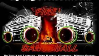 FIRE DANCEHALL PART ONE (Mixed By Dj Lub's)