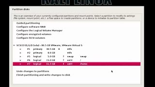 الطريقة الصحيحة لـ تحميل كالي لينوكس وتثبيته بجانب الويندوز install Kali Linux alongside Windows