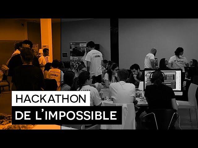 Retour événement : HACKATHON de l\'impossible - 2017