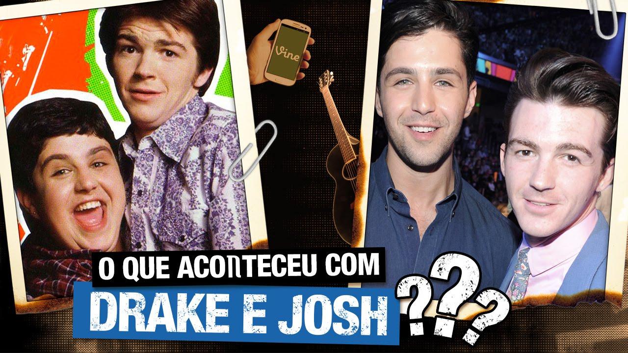 O que aconteceu com DRAKE & JOSH?