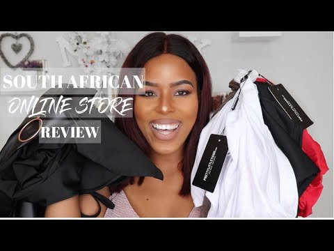 SOUTH AFRICAN ONLINE STORE REVIEW!! IS IT WORTH IT? | NALEDI MALLELA
