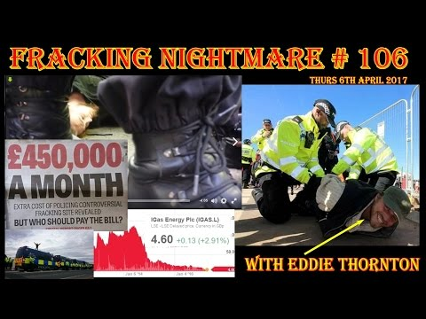 FRACKING NIGHTMARE #106 - Corporate Enforcement Outrage