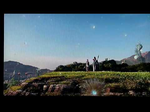 FFXIII CGI Scene - The sky that I saw together with Serah Spanish Subs