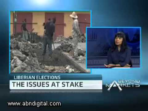 Economic Issues Underpinning Liberian Elections